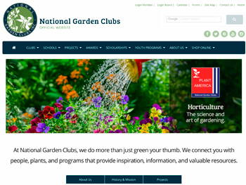National Gardens Clubs